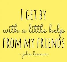 john lennon friends