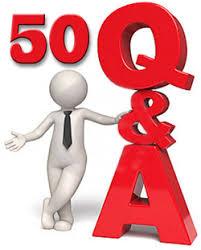 50 FAQs